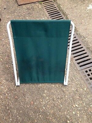 Green Canvas Bed Pillow Support Mobility Aid/Elderly/Disability/Nursing