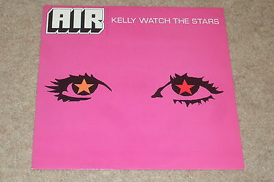 AIR French Band ‎– Kelly Watch The Stars    1998    NEAR MINT!!