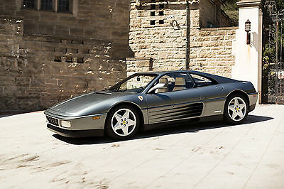 1990 Ferrari 348 Coupe Pristine 348 COUPE- Records from new - Engine out just completed