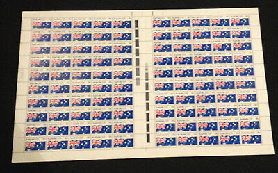 Full Sheet 100 Australian MNH 1978 Australia Day 18c Stamps
