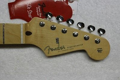 NEW Fender Vintage 50s Classic Player Strat NECK & LOCKING Tuners Stratocaster