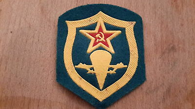 soviet cold war paratroopers patch