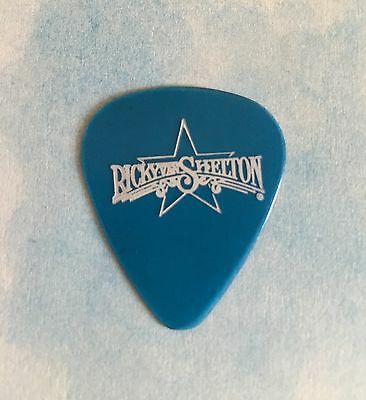Vintage Ricky Van Shelton Custom Guitar Pick - Late 1980s Tours