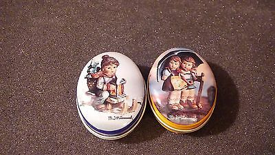Small Little Keepsake Containers Please See Pictures