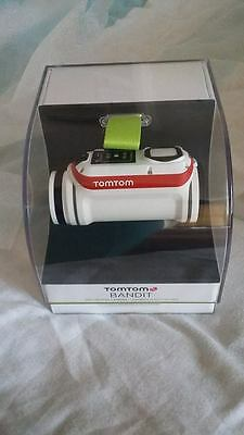 TOMTOM Bandit Action Camera White+Red NEW! 3.1mm Focal Lgth Full HD