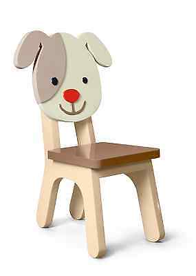 Animal wooden chair for kids