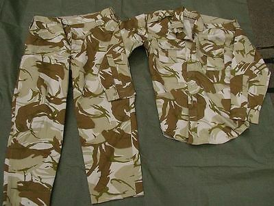 IRAQI Army? 4 Color DESERT DPM Suit (Shirt and Trousers)