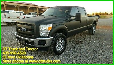 2011 Ford F-250 XL 2011 Ford F-250 XL Crew Cab Long Bed 4wd 6.7L Diesel Entire Truck Bedliner Paint