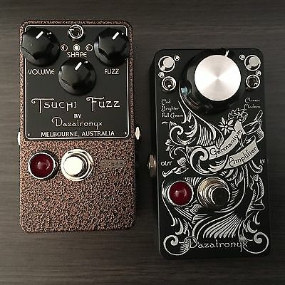 DAZATRONYX - Tsuchi Fuzz & Deluxe Germanium Amplifier BUNDLE