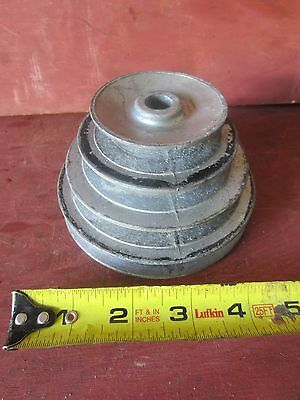"Delta 932 Four Step Pulley 1/2"" Bore"