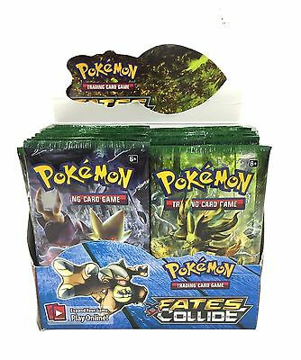 Pokemon cards Trading Card XY Fates Collide XY Fates Collide Booster Pack