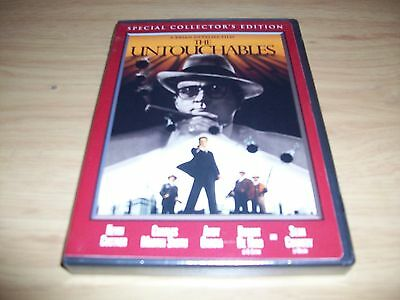 Action Movie: The Untouchables! Brand New & Factory Sealed! Kevin Costner!!!!!!