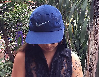 Nike Retro Dri Fit Hat With Sun Protection Flap