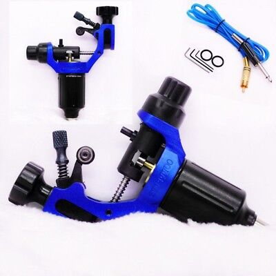 HummingBird Pro Liner Shader Tattoo Rotary Swiss Motor Gun Machine Alloy BLUE