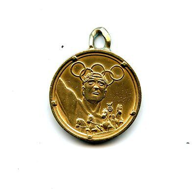 1936 BERLIN XI Summer OLYMPIC Games Medal 1894 - 1994 Centenary of the IOC