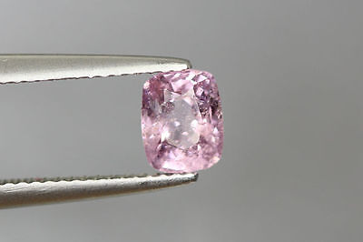 1.020 Ct 100% Natural Hot Rich Sparkling Bur-Mese Pink Unheated Rare Spinel~!!!