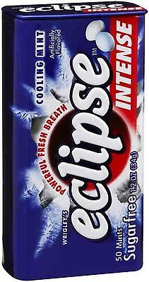 Conf Wrigleys Eclipse Mints Intense Ex.strong