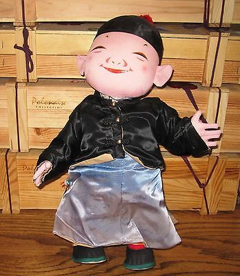 Fabulous Asian Boy Doll MICALE MICHAEL LEE  with Tag EXCELLENT No Damage