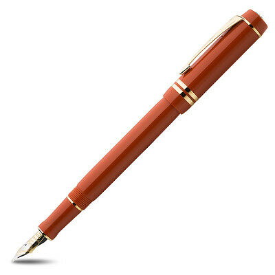 NEW Parker Duofold Big Red Fountain Pen