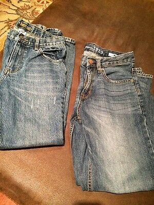 Boys Gap And Old Navy Jeans Size 12/14