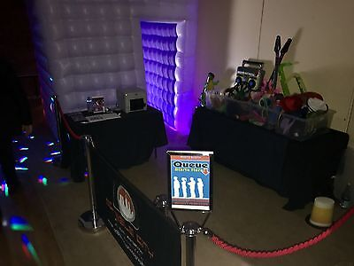 Cube Photo Booth £275 manchester