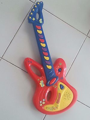The Wiggles Guitar