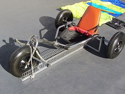 Kite Buggy; Peter Lynn Includes Kite, Lines, Handles and custom roof bar carrier
