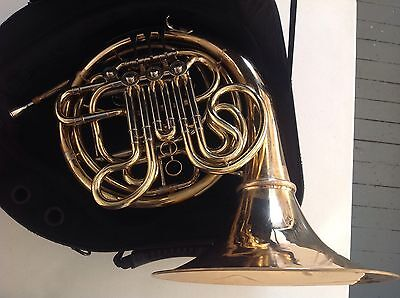 Andreas Eastman Double French Horn