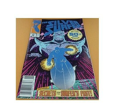 Marvel Comics The Silver Surfer Anniversary 50Th Issue