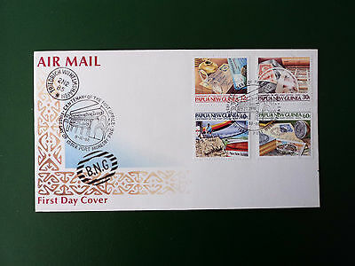 First Day Cover - issue1985 - Centenary Of The Post Office