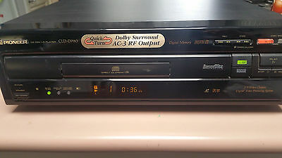 pioneer laserdisc player -Cld-790  with remote .