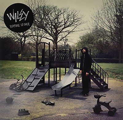 "Wiley ‎– Playtime Is Over - NEW & SEALED RARE ALBUM 12"" Vinyl"