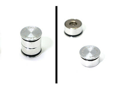 NEW!! nov Magnets for ankle band / SILVER, for bycle, cycling  [nov038]
