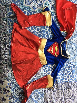 Super girl Costume Toddler Size