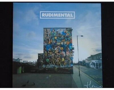 Rudimental - Home - 3 X LP The Vinyl Factory BRAND NEW AND SEALED (RARE)