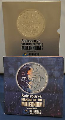 Sainsbury's and Guinness World Records Millennium Medal Collection