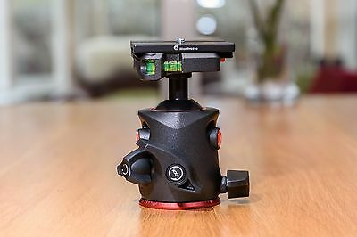 Manfrotto XPRO Magnesium Ball Head with Top Lock plate MHXPRO-BHQ6 Boxed NEW