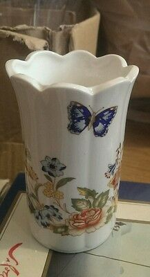 collectable aynsley bud vase cottage garden