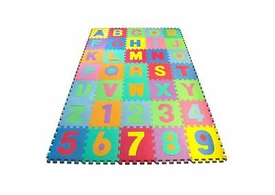 Alphabet And Number Floor Mat Foam Puzzles For Toddlers Kids Educational Letters