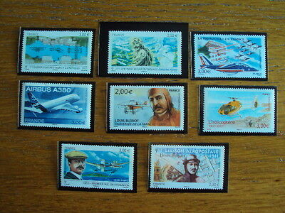 Timbres france neufs poste aerienne lot 4