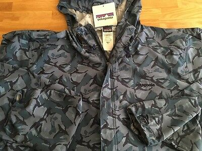 Patagonia Men's Windproof  Jacket Size XL