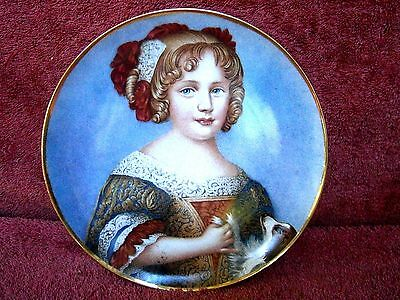 Princess  Anne  Franklin Mint Limited Edition Collector's Plate