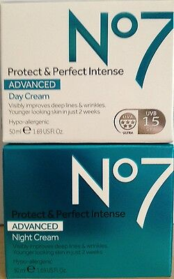 No7: Protect And Perfect Intense Advanced Day And Night Cream 50ml