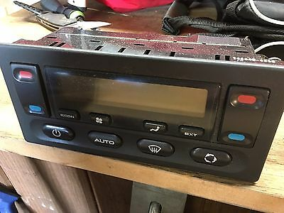 Land Rover Discovery 2 Heater Control