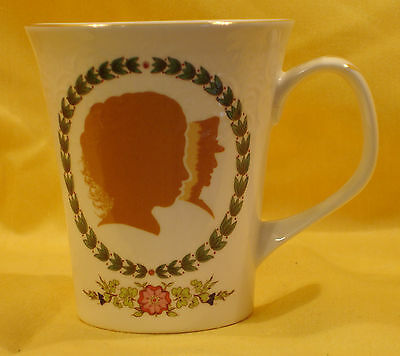 A04 1973 Princess Anne & Mark Phillips  Wedding Mug