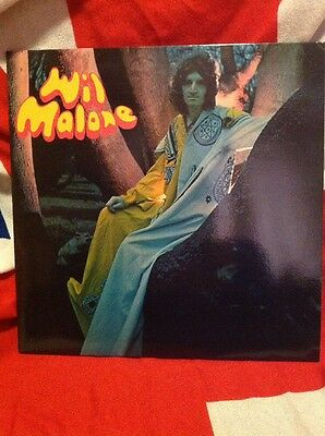 Wil Malone - S/t - Very Limited Record Collector Mag Issue-Unplayed 530/750