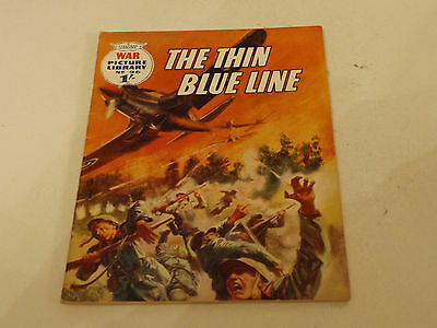 WAR PICTURE LIBRARY NO 96!,dated 1961!,GOOD for age,great 55!YEAR OLD issue,RARE