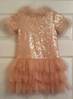 microbe miss grant monnalisa special occasion dress age 8