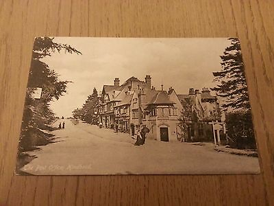 The Post Office, Hindhead Postcard