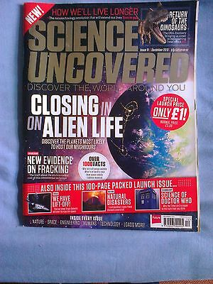 Science Uncovered #01 December 2013